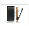 Slim Slim Flip bőrtok - LG P715 Optimus L7 II Dual - fekete