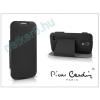 Slim Slim Flip bőrtok - Samsung SM-G900 Galaxy S5 - lila