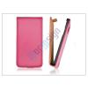 Slim Slim Flip bőrtok - Samsung SM-G920 Galaxy S6 - pink