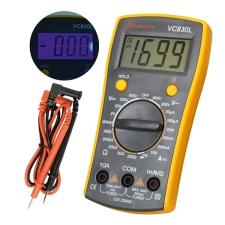 SMA VC 830L digitális multiméter mérőműszer