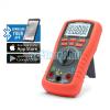 Smart digitális multiméter - Bluetooth, LED háttérvilágítás