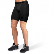 SMART SHORTS - BLACK (BLACK) [XL] férfi nadrág
