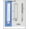 SMP PEUGEOT 307 - Kulcsszár