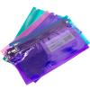 Snopake Ltd. Snopake irattasak, zipzáros, 24x13 cm, Zippa-Bag S DL Electra, színes