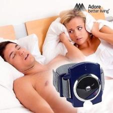SNORE STOPPER Horkolásgátló készülék gyógyhatású készítmény