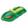 Snow Boat kormányozható bob zöld