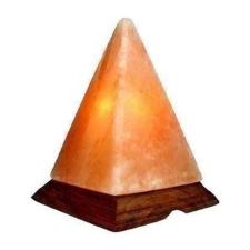 Sókristály lámpa piramis 1 db világítás