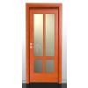 SOL 3/D, luc fenyő beltéri ajtó 75x210 cm