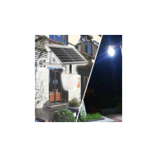 Solar Energy napelemes kültéri lámpa távirányítóval 10W JD-9908 kültéri világítás