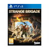 SOLD OUT PS4 Strange Brigade