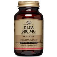SOLGAR Dlpa 500mg Dl-Phenylalanine 50v kapszula vitamin és táplálékkiegészítő