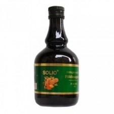 Solio Hidegen sajtolt Földimogyoró olaj 500 ml olaj és ecet
