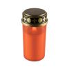 Somogyi Elektronic Home CDP 12/RD kegyeleti LED-es mécses, piros