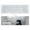 Sony 148972471 gyári új magyar fehér laptop billentyűzet