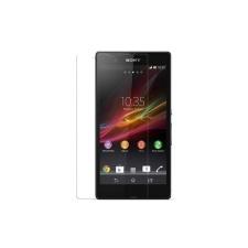 Sony C6602, C6603 Xperia Z  (L36) Xperia Z kijelző védőfólia mobiltelefon előlap