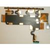 Sony C6902, C6903 Xperia Z1 oldalgomb átvezető fólia mikrofonnal*