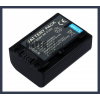 Sony DCR-DVD108E 6.8V 1050mAh utángyártott Lithium-Ion kamera/fényképezőgép akku/akkumulátor