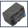 Sony DCR-HC16E 7.2V 1250mAh utángyártott Lithium-Ion kamera/fényképezőgép akku/akkumulátor
