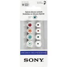 Sony EPEX10AW.AE szilikon füldugó kiegészítő - fehér