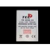 Sony Ericsson BST-42 kompatibilis utángyártott akkumulátor (700mAh, Li-ion, j132)*