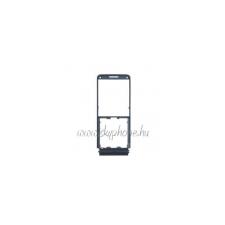 Sony Ericsson W350 előlap hingével fekete-lila (swap) mobiltelefon előlap
