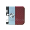 Sony Ericsson W760 antennatakaró piros*