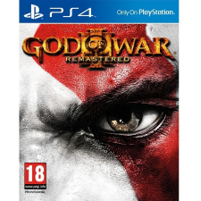 Sony God Of War 3 Remastered PS4 videójáték
