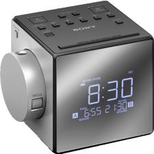 Sony ICF-C1PJ rádiós óra
