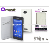 Sony Sony Xperia E4G (E2003) flipes tok - Made for Xperia Muvit Slim Folio - white