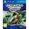 Sony Uncharted 1 Drakes Fortune játék Playstation 4-re (PS719804062)