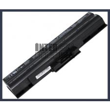 Sony VAIO VGN-BZ560N34 4400 mAh 6 cella fekete notebook/laptop akku/akkumulátor utángyártott sony notebook akkumulátor
