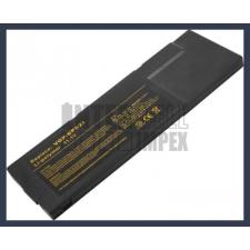 Sony VAIO VPC-SB1AGJ 4200 mAh 6 cella fekete notebook/laptop akku/akkumulátor utángyártott sony notebook akkumulátor