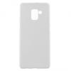 Sony Xperia L2, Műanyag hátlap védőtok, gumírozott, fehér