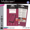 Sony Xperia X, Kijelzővédő fólia, MyScreen Protector, Clear Prémium