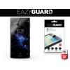 Sony Xperia XZ2, Kijelzővédő fólia, Eazy Guard, Clear Prémium / Matt, ujjlenyomatmentes, 2 db / csomag