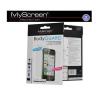 Sony Xperia Z1 Compact, Kijelzővédő fólia, elő - hátlapi (BodyGuard), MyScreen Protector, Clear Prémium