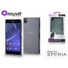 Sony Xperia Z3 (D6603) hátlap - Made for Xperia Muvit miniGel - clear