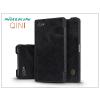 Sony Xperia Z5 Compact (E5803) oldalra nyíló flipes tok - Nillkin Qin - fekete