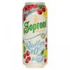 Soproni Radler 0,5 l meggy-citrom alkoholmentes sörital 0,0% dobozos