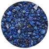 Sötétkék akvárium aljzatkavics (0.5-1 mm) 0.75 kg