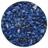 Sötétkék akvárium aljzatkavics (0.5-1 mm) 5 kg