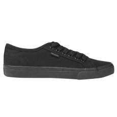 SoulCal férfi cipő - SoulCal Sunrise LC Mens Canvas Shoes Black Black