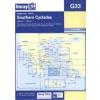 Southern Cyclades (West Sheet) G33 - Imray