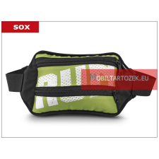 SOX univerzális sport övtáska - zöld tok és táska