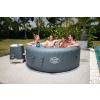 Spa Pool Palm Spring Hydrojet felfújható masszázsmedence fűtéssel 196 x 71 cm