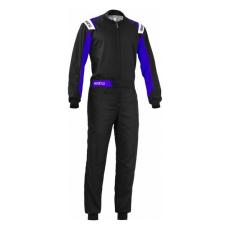 SPARCO Verseny munkaruha Sparco Rookie Fekete/Kék XL