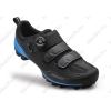 Specialized Comp MTB kerékpáros cipő 44-es BOA fűzőrendszerrel, fekete/neonkék