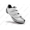 Specialized Sport Road 2015 országúti kerékpáros cipő 46-os 3 tépőzáras, fehér/fekete