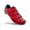 Specialized Sport Road országúti kerékpáros cipő 42-es 3 tépőzáras, piros/fekete