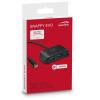 """Speedlink USB elosztó-HUB, 4 port USB 3.0, USB-C csatlakozás, passzív, SPEEDLINK """"Snappy Evo"""""""